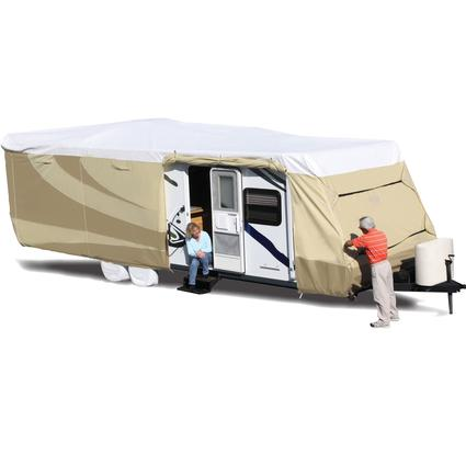 ADCO Travel Trailer Designer Tyvek RV Cover - 31'7