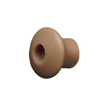 Pleated Shade Knobs - Tan