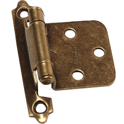 Self Closing Hinge - Antique