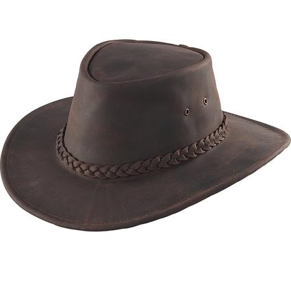 Australian Hat- Brown, X Large