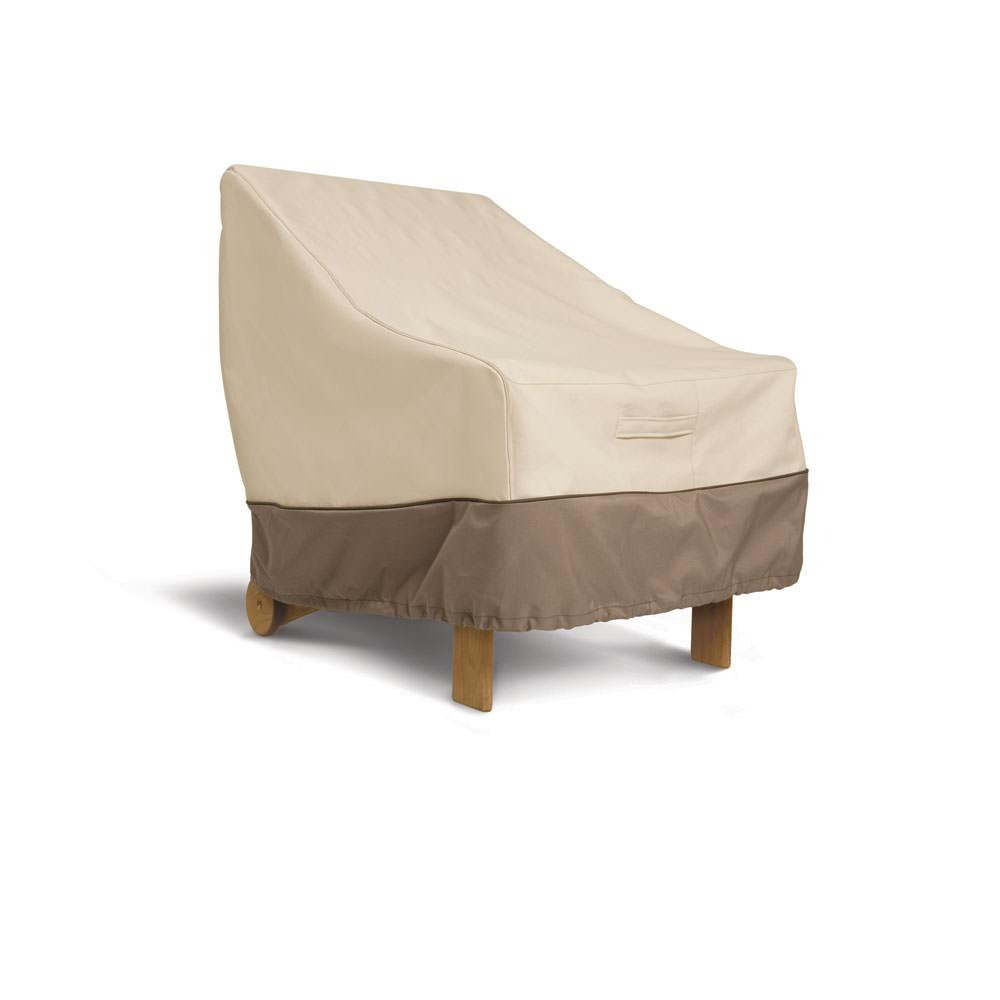 High back patio chair covers classic accessories covers for Patio furniture covers