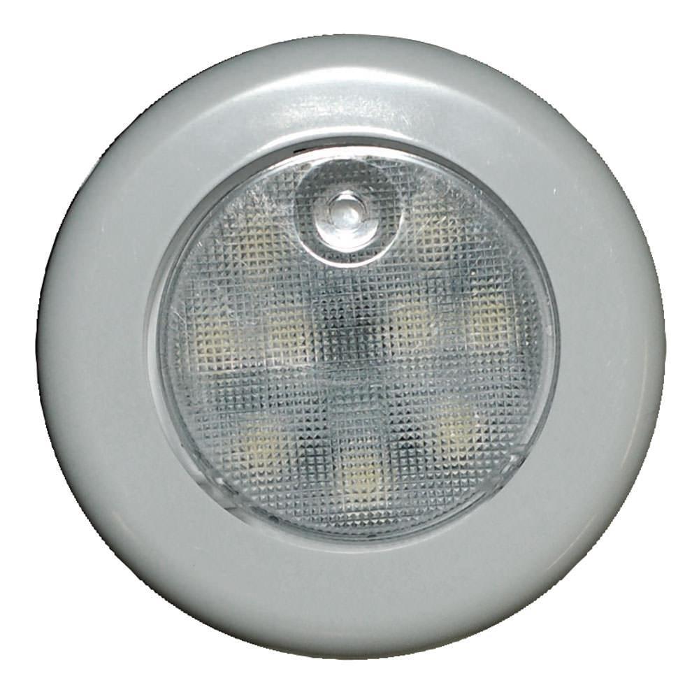 Led 3 round interior puck light recessed diamond 52508 light scroll previous image aloadofball Gallery