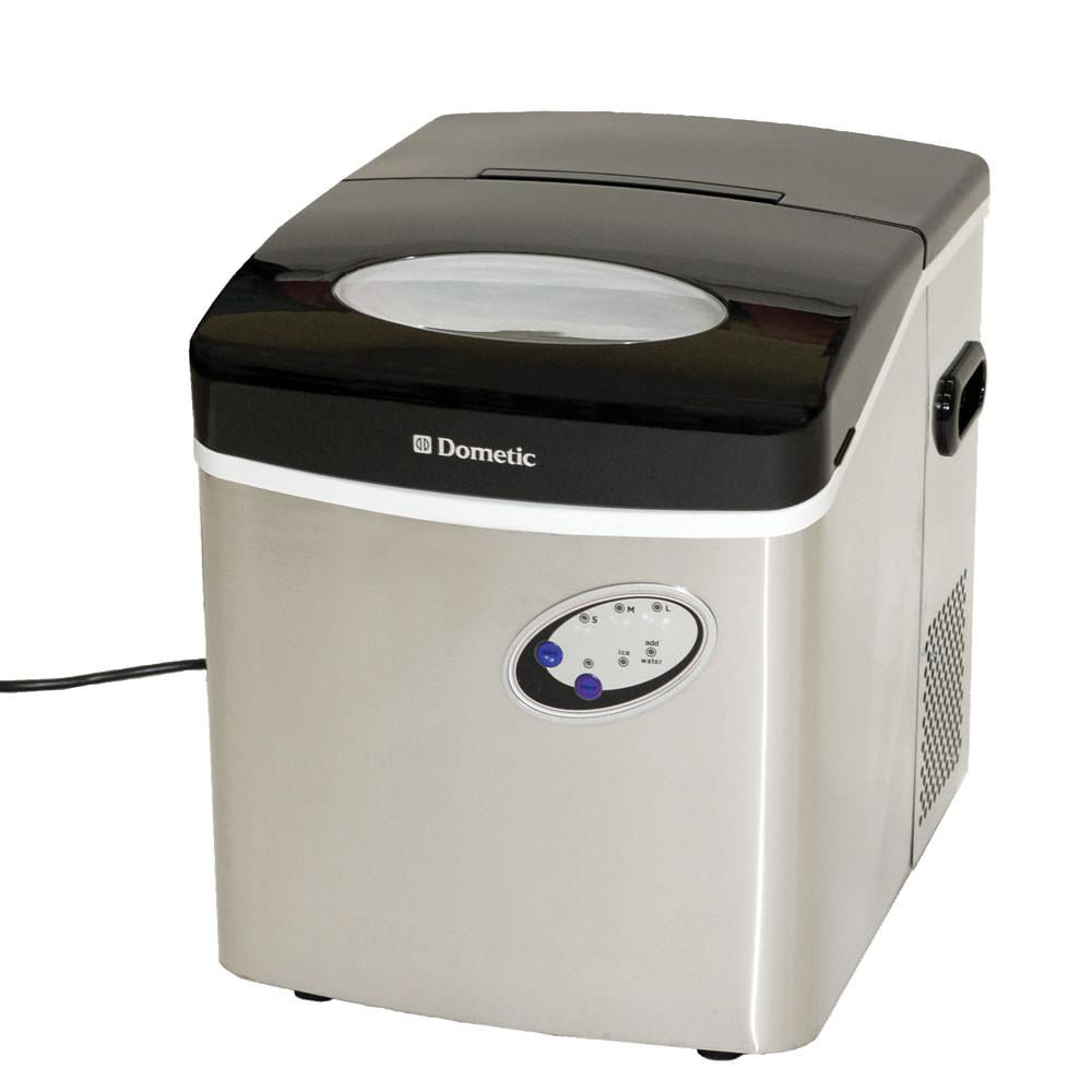 dometic portable stainless steel ice maker dometic hzb