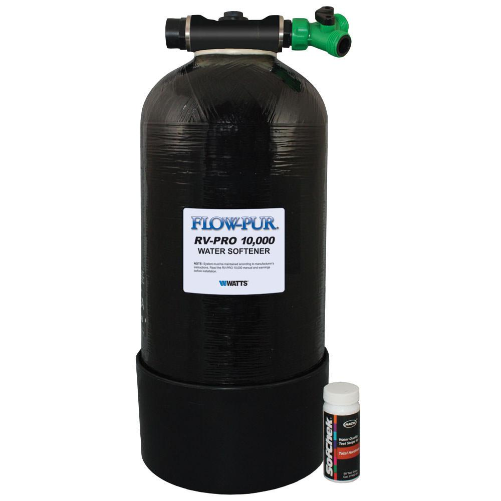 Flow-Pur Portable Water Softener - Flowmatic Systems (watts Water ...