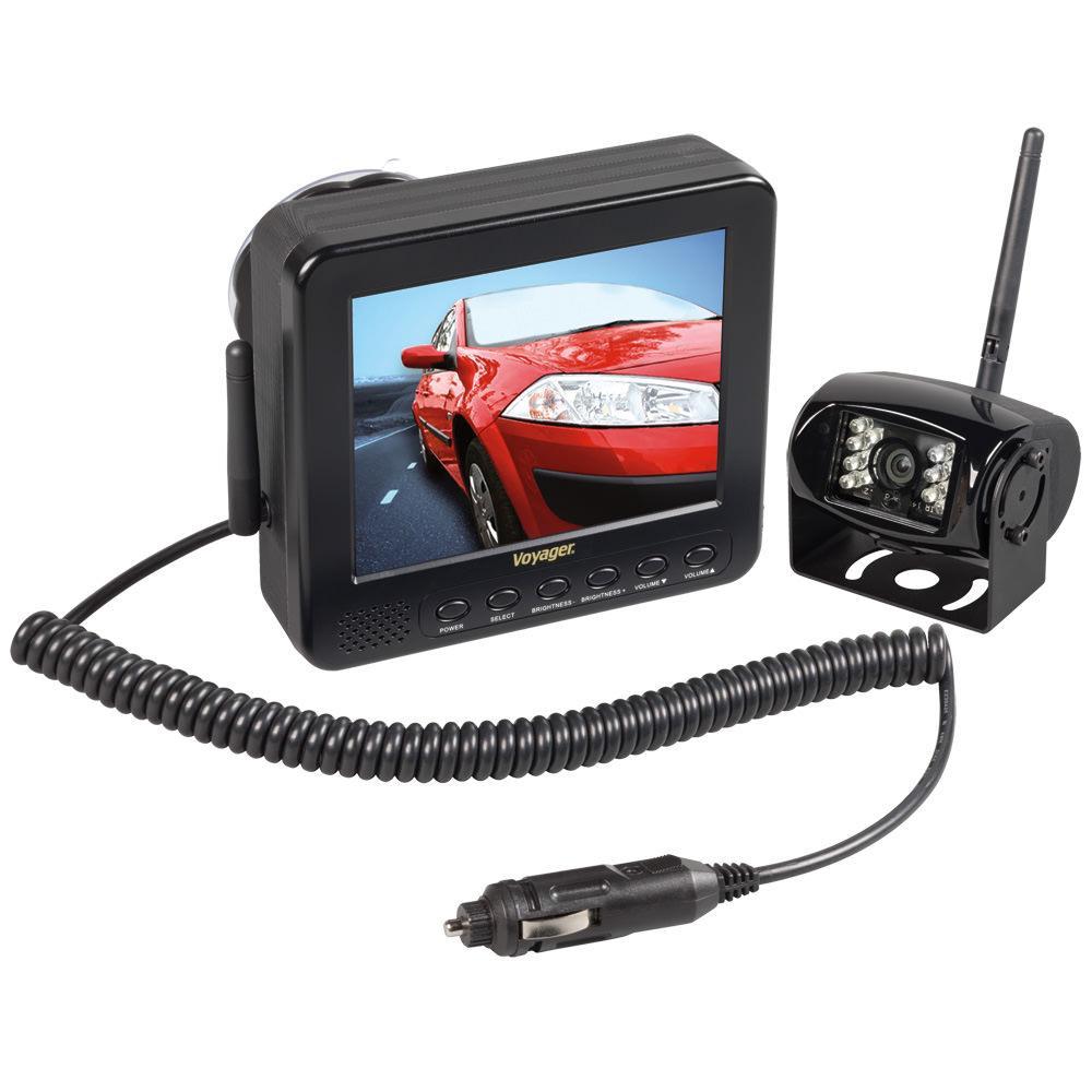 Voyager Digital Wireless Backup System Asa Electronics