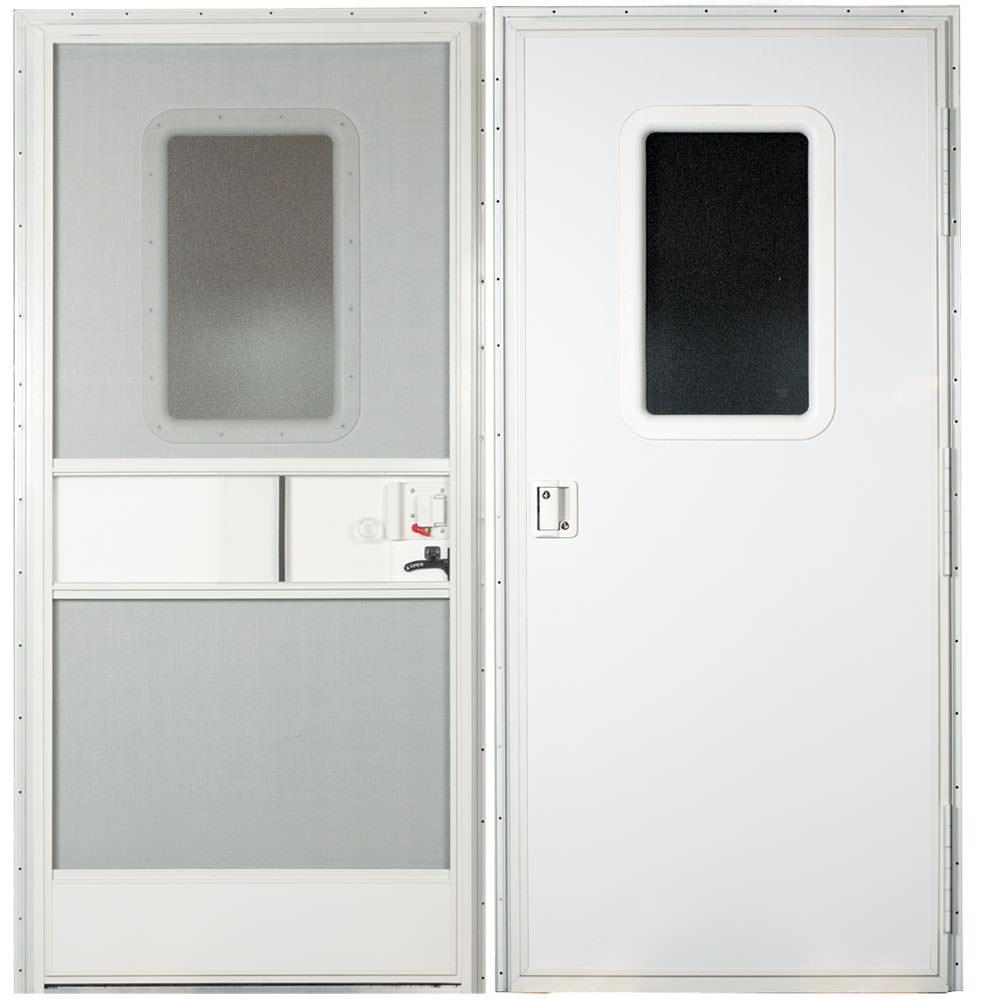 "Replacement RV Entrance Doors-24"" x 70"" - AP 015-217712 ..."