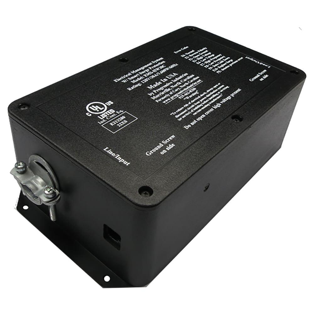 30 Amp Surge Protector With Voltage Protection