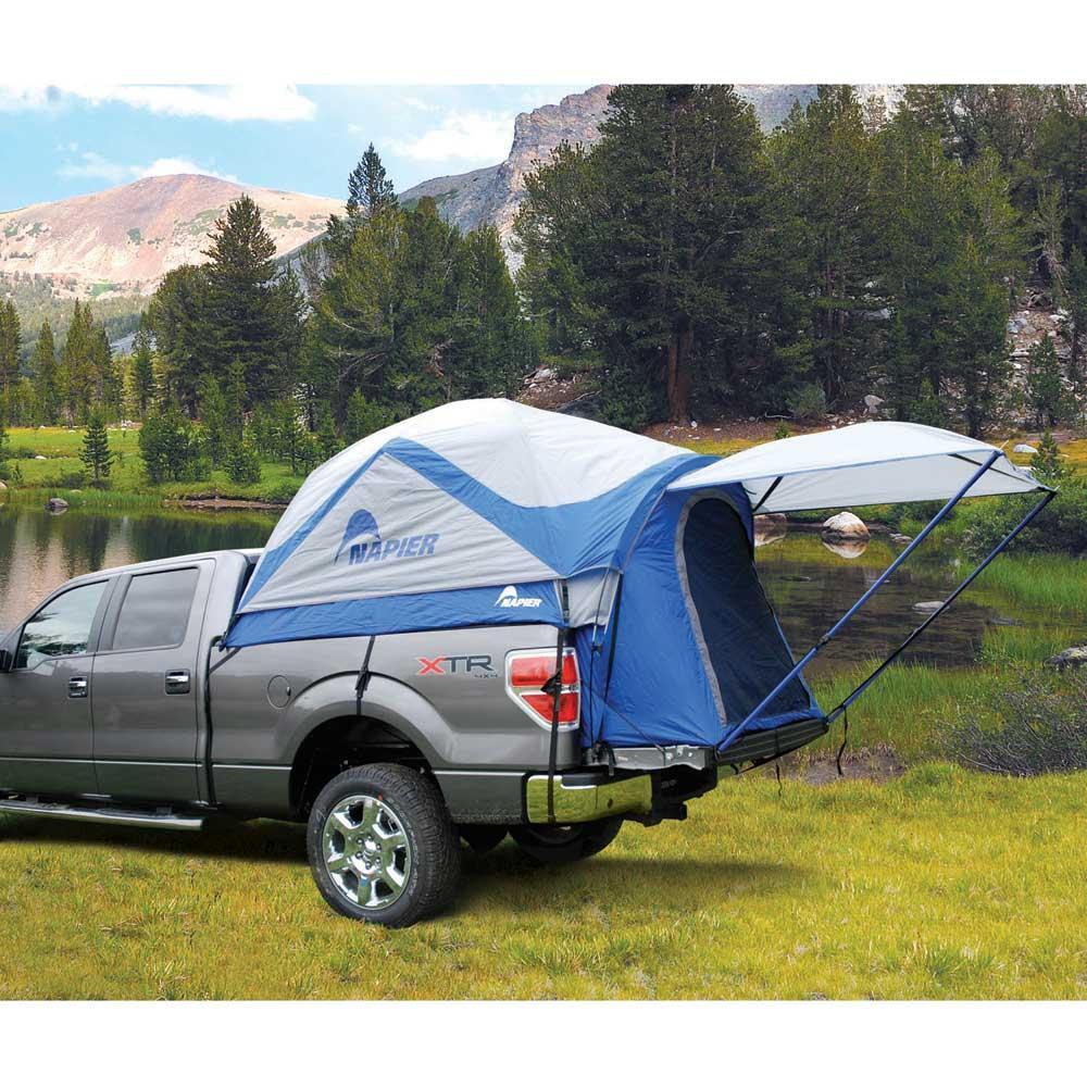 Sportz Truck Tent Full Size Short Bed ... & Sportz Truck Tent Full Size Short Bed - Napier Enterprises 57022 ...