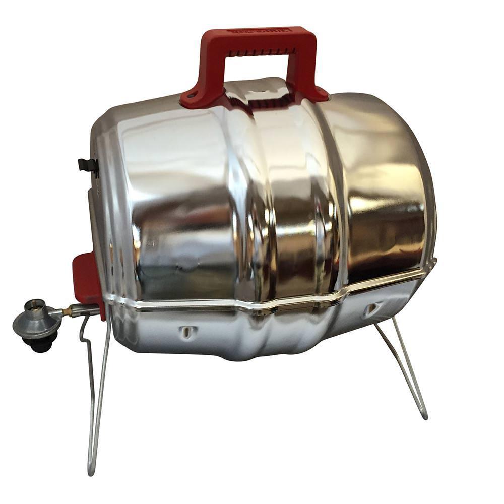 Keg A Que Portable Propane Grill Keg 10104orgr Gas