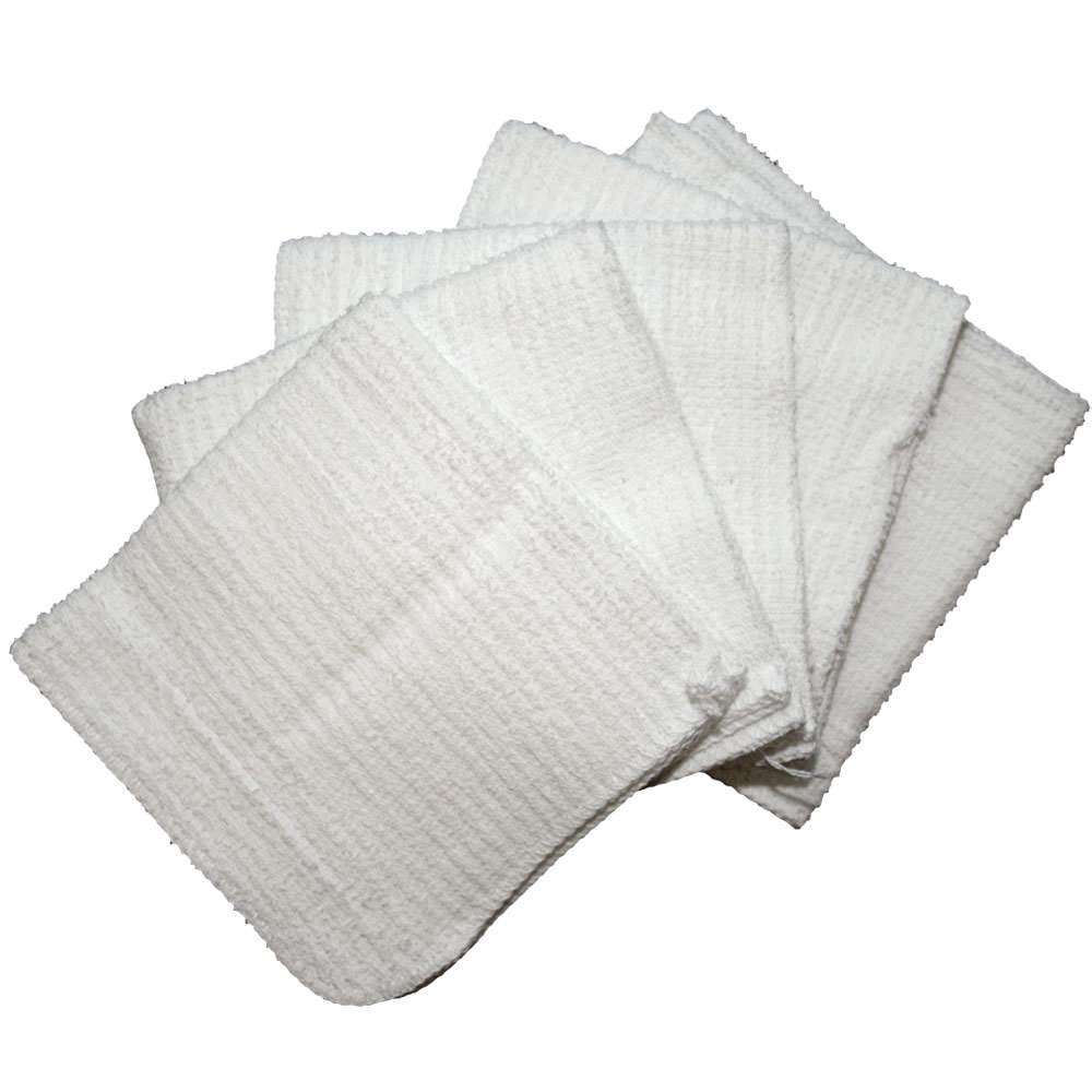 Dish Cloths 5 Pack 1888 Mills Bm97125wh01 Kitchen