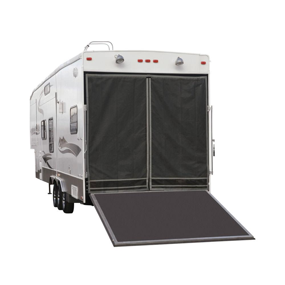Toy Hauler With Outdoor Kitchen: Toy Hauler Screen For Fiberglass Or Aluminum Frame