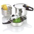 Duo Combi Pressure Cooker Set