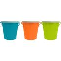 4 oz. Mini Bucket Citronella Candle, Assorted Colors