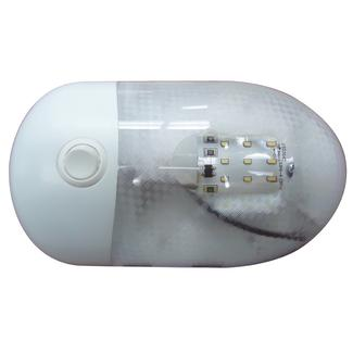 Single Pancake LED Light Fixture