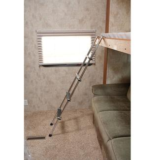 RV Bunk Ladder - 66&quot&#x3b;