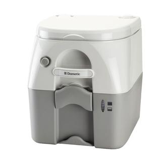 Dometic Portable RV/Marine Toilet - 5 Gallon, Gray