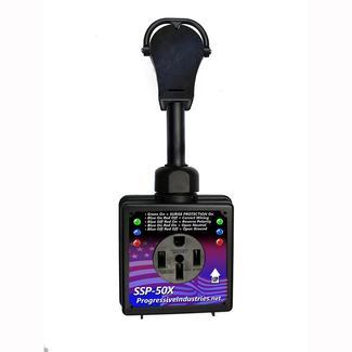 Smart RV Surge Protector, 50-amp