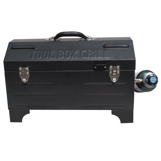 Toolbox Keg-a-Que Gas Grill