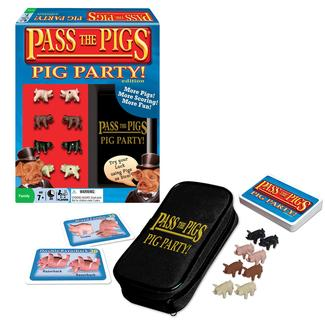 Pass The Pigs Pig Party Editon