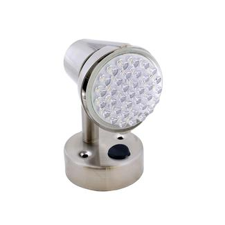 LED Sconce Reading Lamp with Bulb