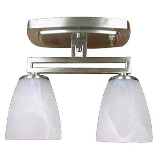 Mirage Mission Series Two Bulb Dinette Light
