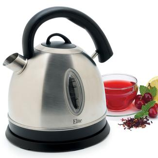 Stainless Steel Cordless Electric Tea Kettle