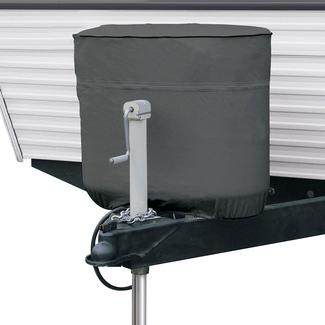 RV Tank Cover - Gray, Fits Double 30 / 7.5 gallon