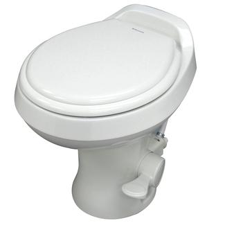 Dometic High Profile 300 Gravity Flush Toilet - White