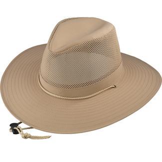 Aussie Crushable Hat- Khaki, X Large