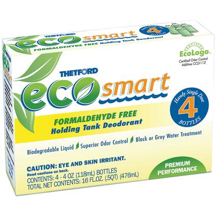 EcoSmart 4 oz. Bottle 4-Pack