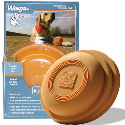 Winga Replacement Discs - 2 Pack