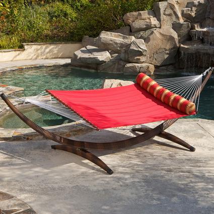 Sunbrella Hammock Bed
