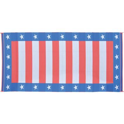 Patriotic Mat, 20' x 8'