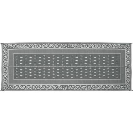 Royal Mat, 8' x 20', Black