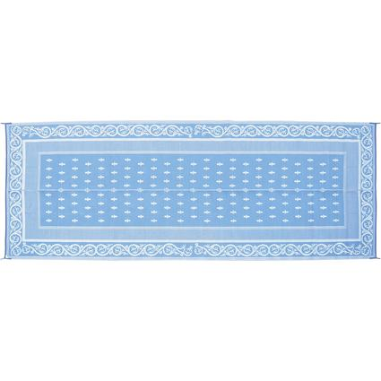Royal Mat, 8' x 20', Blue