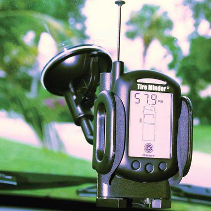 TireMinder Tire Pressure Monitoring System