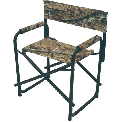 Camo Director's Chair