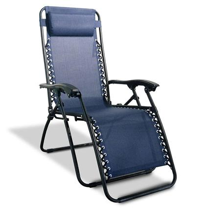 Zero Gravity Recliner, Blue
