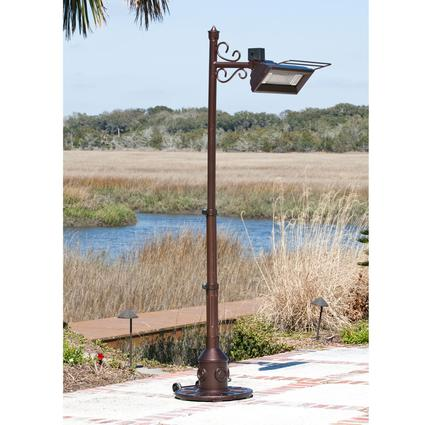 Mojave Sun Patio Heater – Bronze