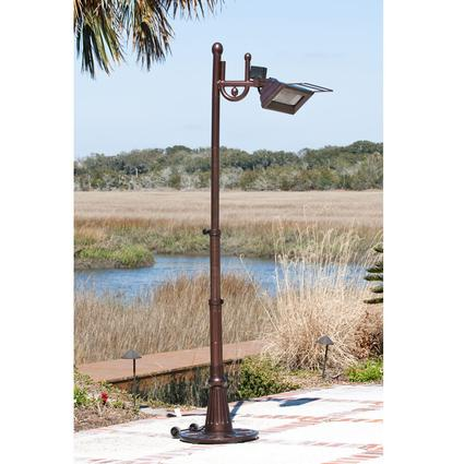 Mojave Sun Patio Heater – Traditional Bronze