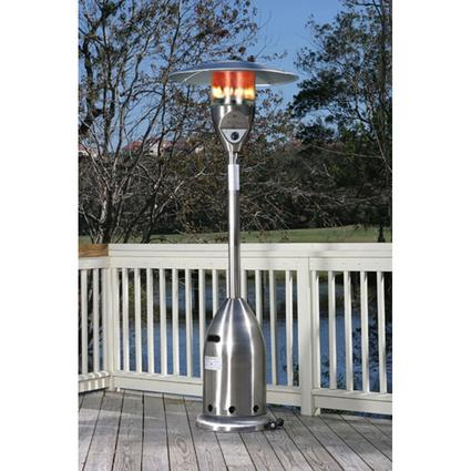 Deluxe Patio Heater – Stainless Steel