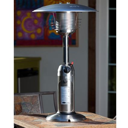 Table Top Patio Heater – 10,000 BTU