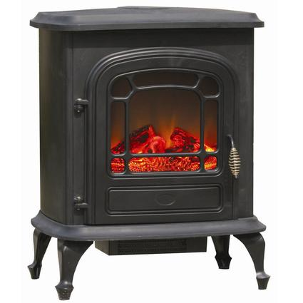 Stowe Electric Fireplace