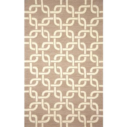 Spello Rug- Chains- 5.5 X 3.5, Natural