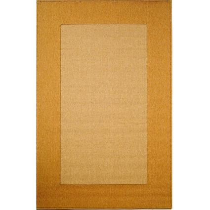 Tropez Collection Rug – Border-Oatmeal 7'10