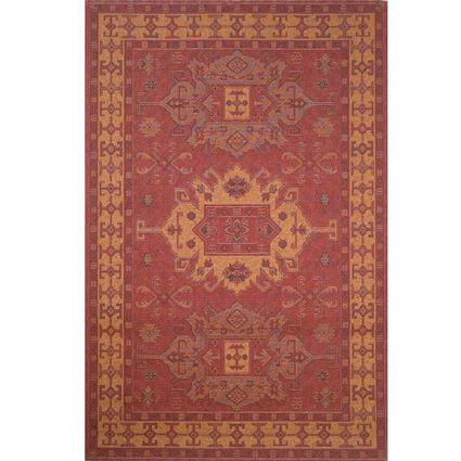 Tropez Collection Rug – Kelim- Red 35