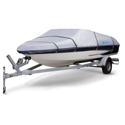 Silver Max Trailerable Boat Cover