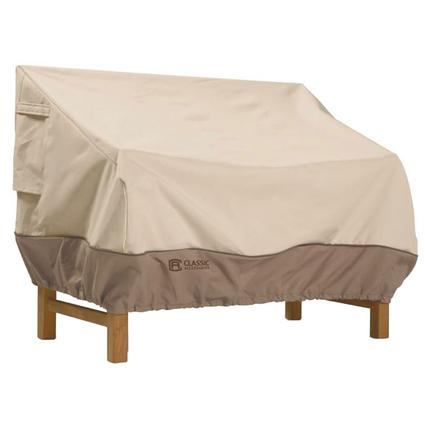Veranda Collection Patio Furniture Covers - Large Loveseat Cover