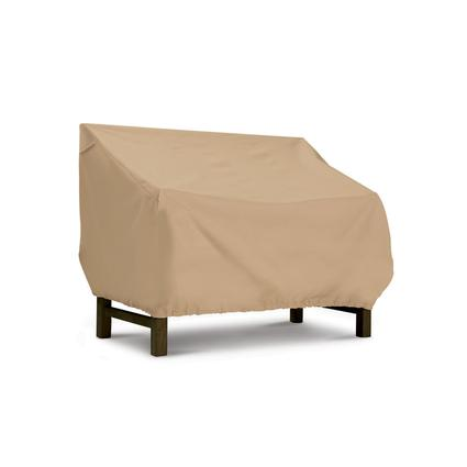 Terrazzo Collection Patio Furniture Covers-Large Bench/Loveseat Cover