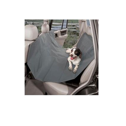 Pet Rear Seat Protector-Gray